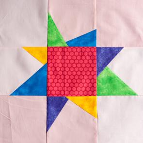Wonky Star #1