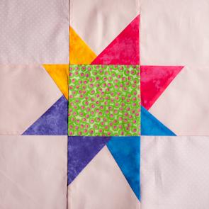 Wonky Star #2