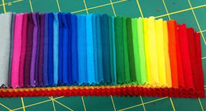 Kona Cotton Solids - Classic Palette
