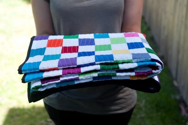Rainbow- Snapshots Folded