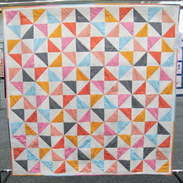Prism Perfect Quilt by Jenn