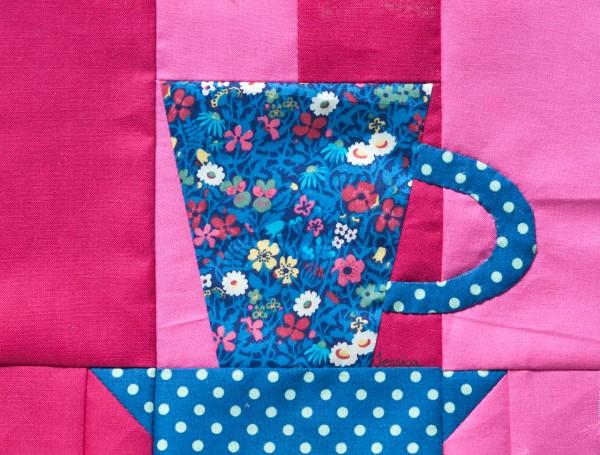 Tea Cup Block