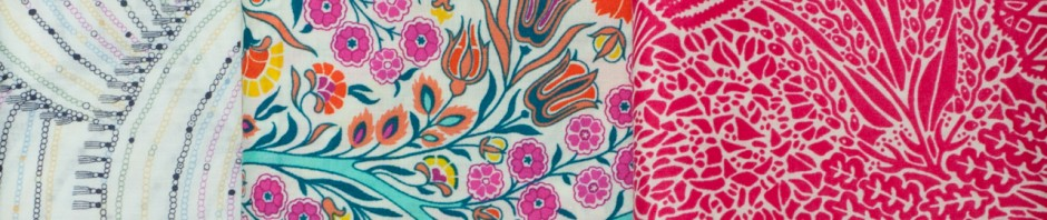 Liberty Fabrics from Amitie Textiles