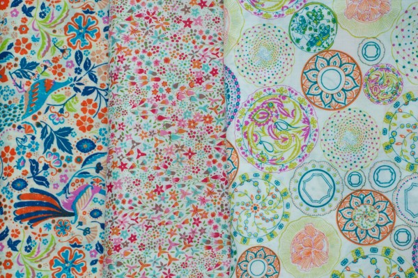 Liberty Prints from Amitie Textiles