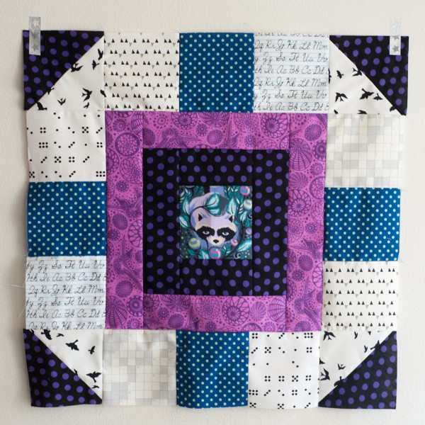 Aussie Modern Instabee - March - Come Together Block Tester