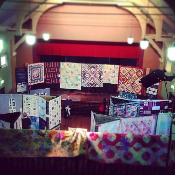 Australia's First Modern Quilt Show