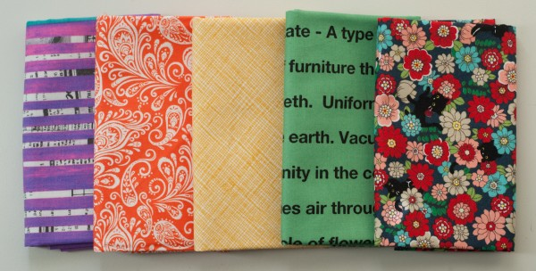 Sunday Stash - Fat Quarters from Kate Quilts