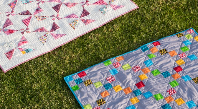 Quilts for Lachlan & Heidi