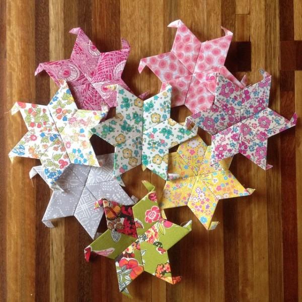 Liberty Stars Quilt - Stars 001-008