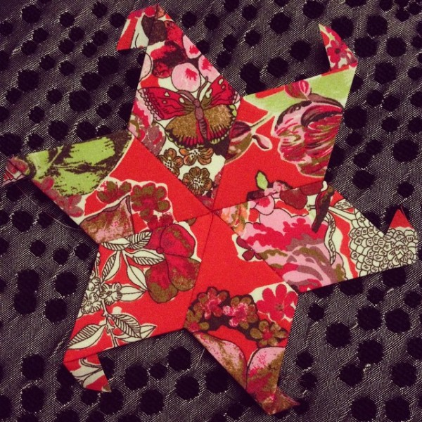 Liberty Stars Quilt - Star 009