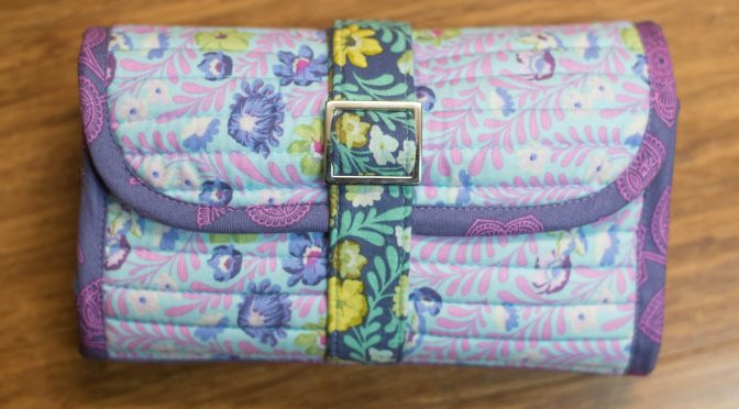2016 Pouch Swap – Stash & Dash