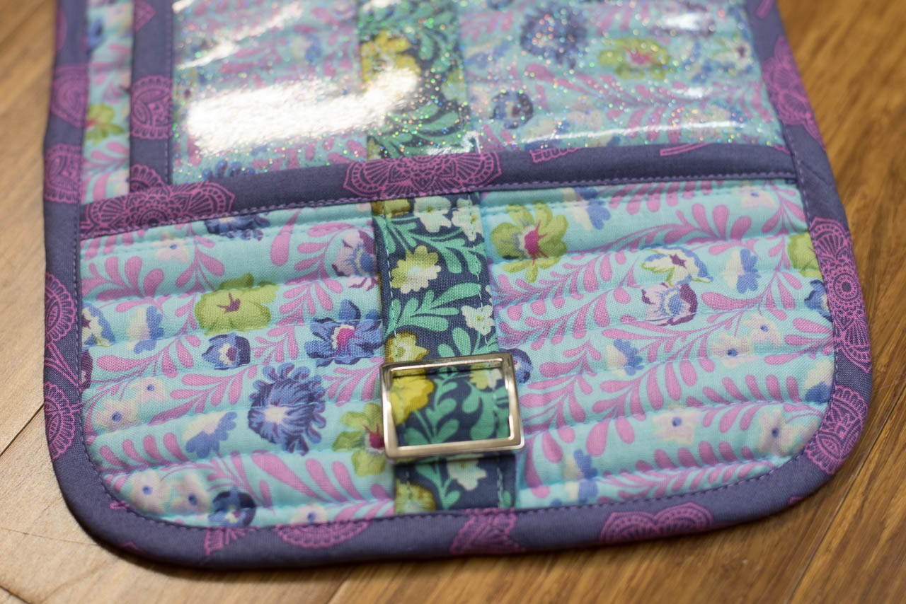 2016 Zipper Pouch Swap - Stash & Dash Bag