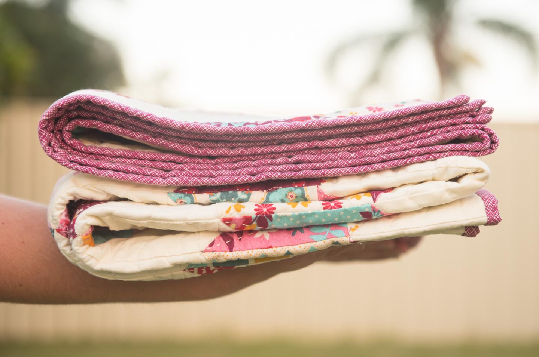 Nan's Quilt - Binding
